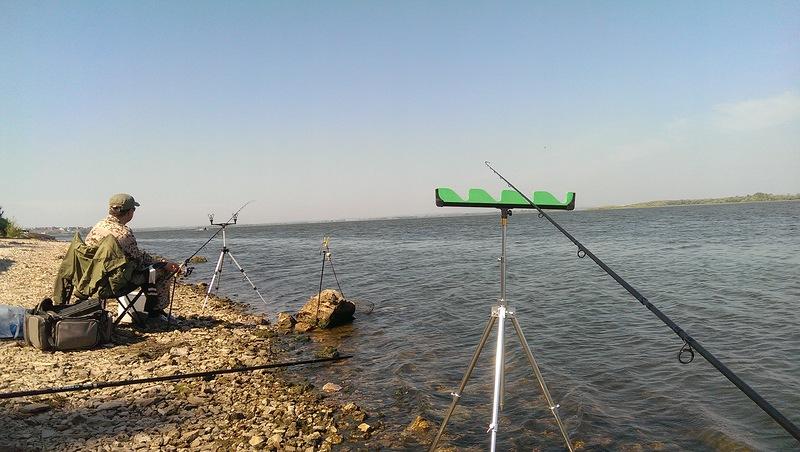 отчет за неделю по рыбалке