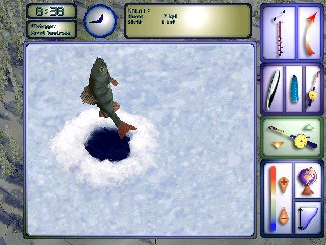 зимняя рыбалка игра скачать бесплатно на компьютер и играть - фото 3