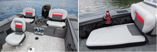 Задние сиденья катера Targa V-18