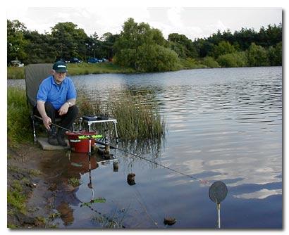 фидер ловля стоячей воде техника ловли