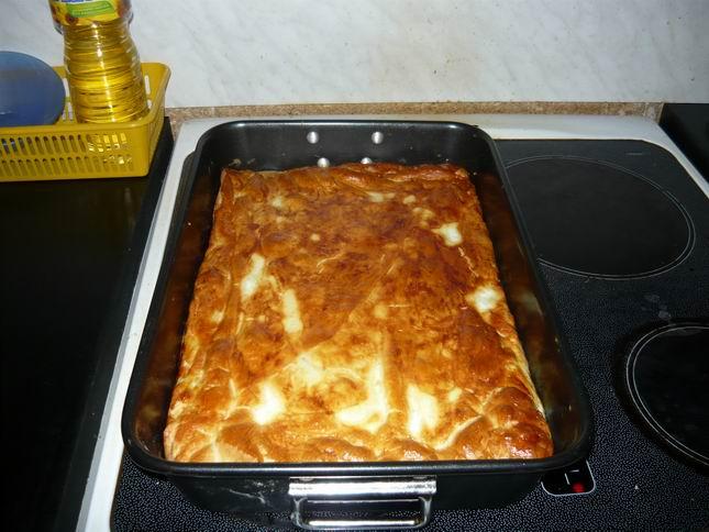 приготовить пирог в духовке фото