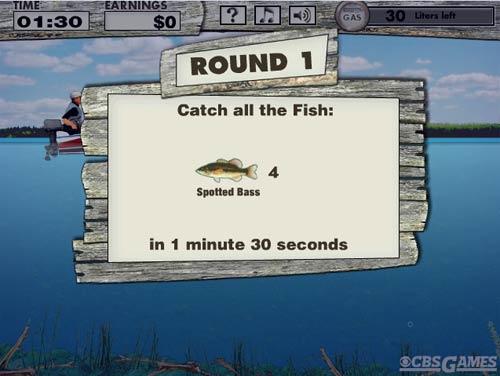 игра Bass Fishing Pro онлайн