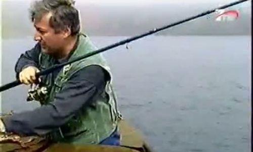 диалоги о рыбалке камбала