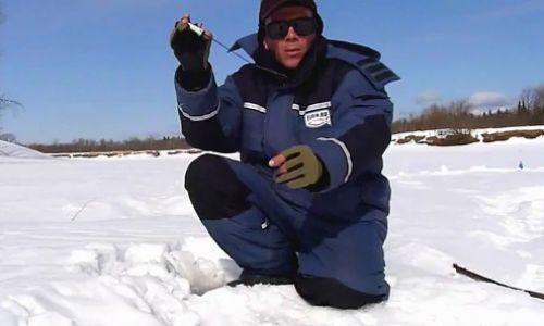 видео на часовой на рыбалке