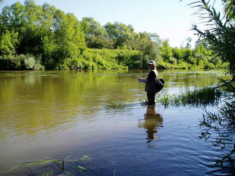 рыбалка в рождествено татарстан