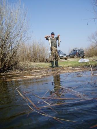 рассказ о рыбалке курганская область