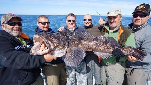 рыбалка на осетров в америке