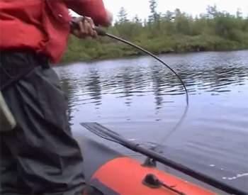 Все о рыбалке видео из серии приколы о